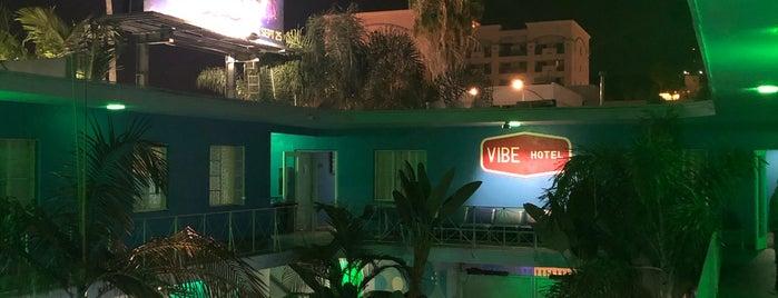 The Vibe Hotel is one of Cosas que quiero hacer en Los Ángeles.