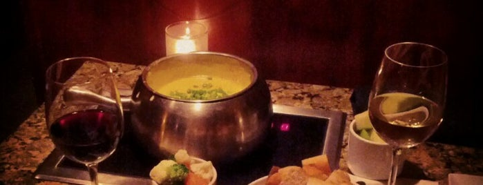 The Melting Pot is one of Restaurant Week Boston 2011.