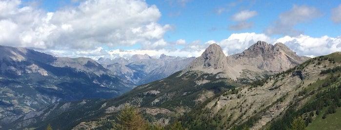 Col D'Allos is one of Tempat yang Disimpan Urs.