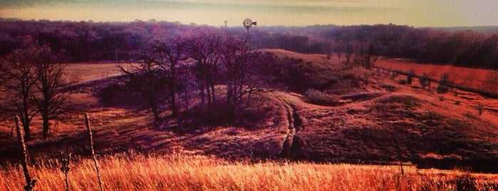 Glacial County Park is one of สถานที่ที่ Andy ถูกใจ.