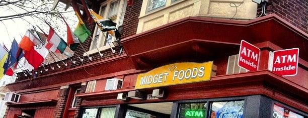 Midget Food is one of Food.