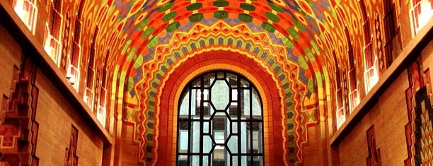 Guardian Building is one of Detroit.