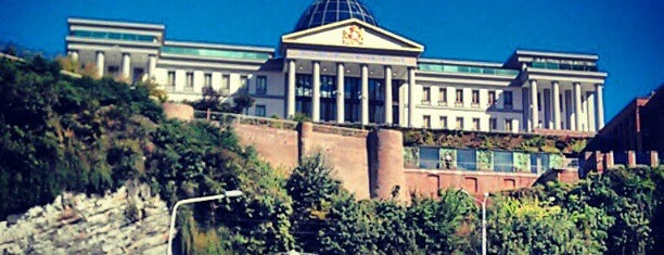 Presidential Palace | პრეზიდენტის სასახლე is one of #MayorTunde's Past and Present Mayorships.