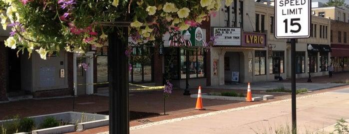Blacksburg, Virginia is one of Va Tech..