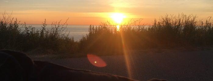 Fort Sheridan Beachfront is one of Lieux sauvegardés par Andrew.