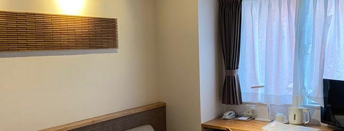 Hotel cucule is one of Japan.