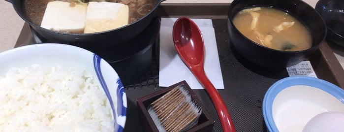 松屋 is one of Alejandroさんのお気に入りスポット.