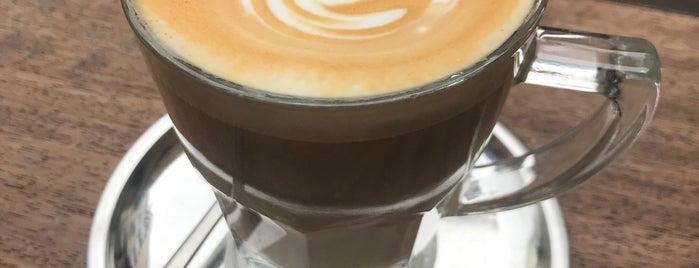 Coffee Manifesto Moda is one of Lugares favoritos de Cigdem.