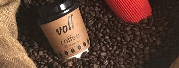Voll Coffee is one of Kurtuluş.