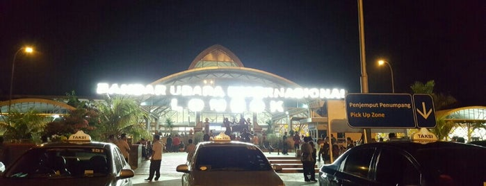 Bandara Internasional Lombok is one of Airports All Around The World.