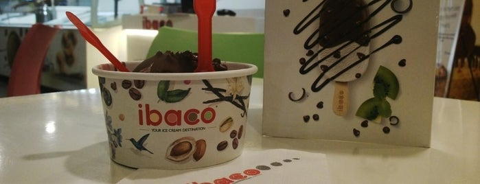 ibaco is one of Ice Cream & Desserts.