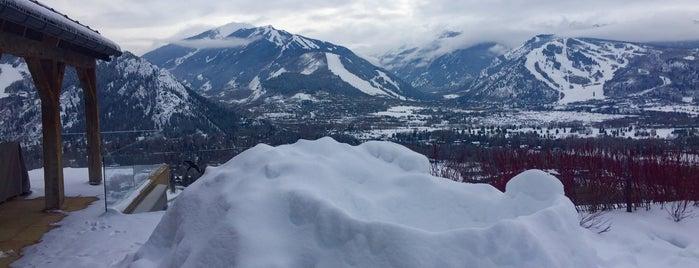 Red Mountain is one of Locais salvos de Emily.