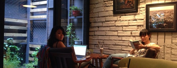 Story M - The Cafe is one of Ho Chi Minh.