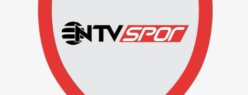 100% NTV Spor Badge