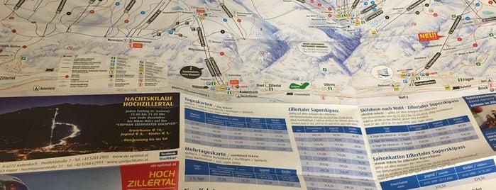Bergbahnen Hochzillertal is one of Lugares favoritos de Legych.