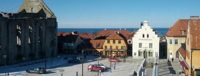 Stora Torget is one of Gotland.