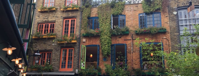 Neal's Yard is one of Celal 님이 좋아한 장소.