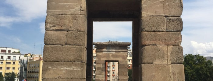 Templo de Debod is one of Celal 님이 좋아한 장소.