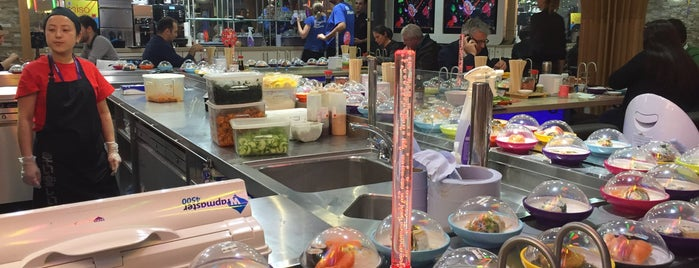 YO! Sushi is one of Celal 님이 좋아한 장소.