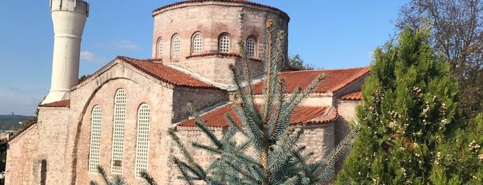 Gazi Süleyman Paşa Camii (Küçük Ayasofya) is one of Kırklareli.
