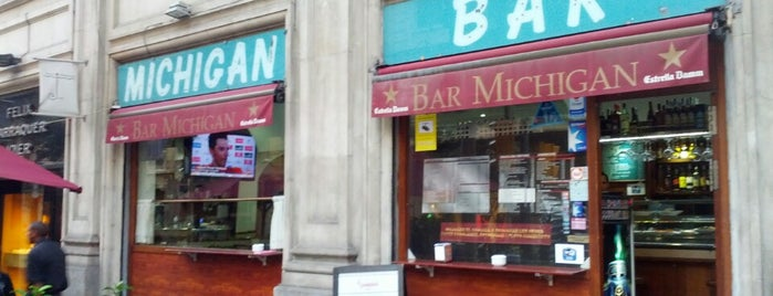 Bar Michigan is one of Bars.