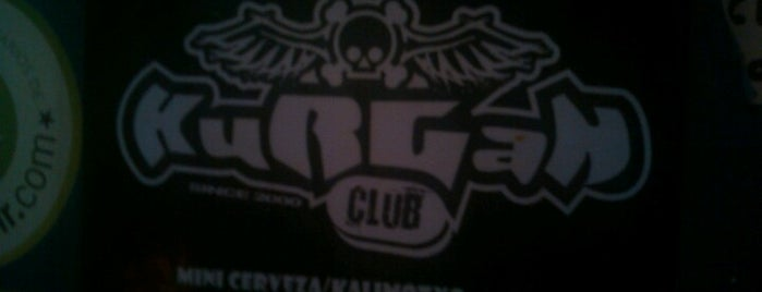 KuRGaN Club is one of Rock y Heavy Metal en Madrid.