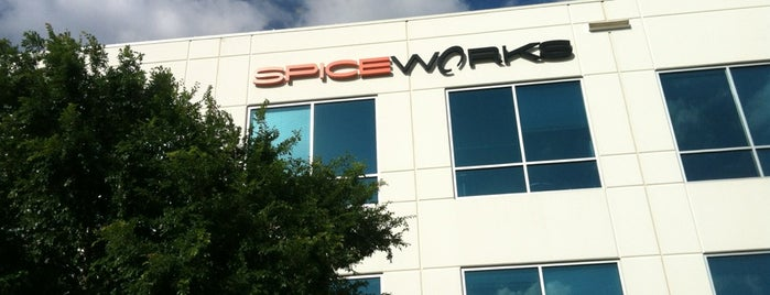 Spiceworks is one of Peter 님이 좋아한 장소.