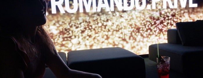 Romando.Privē is one of MENU'nun Kaydettiği Mekanlar.