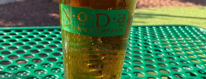 NoDa Brewing Company North End is one of Charlotte.