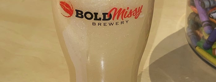Bold Missy Brewery is one of NC Craft Breweries.