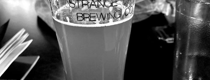 Strange Days Brewing Co. is one of Matthew'in Beğendiği Mekanlar.