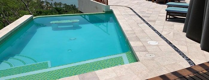 Villas Piedra Blanca is one of Posti che sono piaciuti a Don Benga.