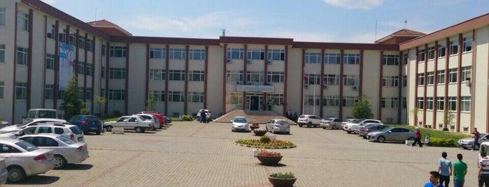 Yalova Meslek Yüksekokulu is one of Atacaksin.