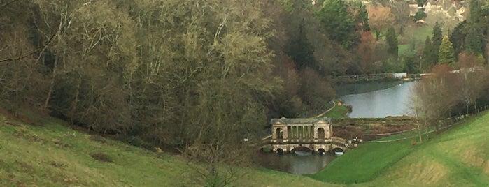 Prior Park Landscape Garden is one of Exploring UK.