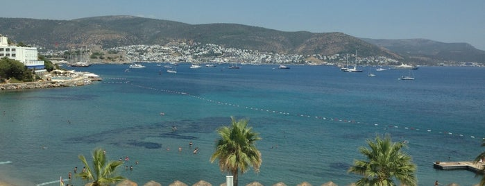 Voyage Bodrum is one of Hotels.