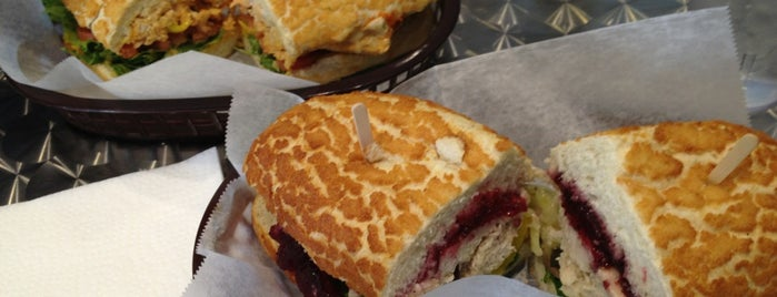 The Sandwich Spot is one of Welcome to the Coachella Valley.