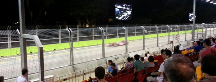 Singapore F1 Padang Grandstand is one of Singapore.