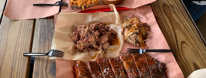 La Barbecue is one of 2018 Recommendations.