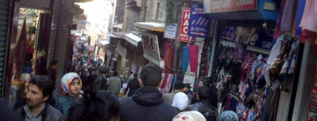 Mercan is one of İstanbul'un Semtleri.