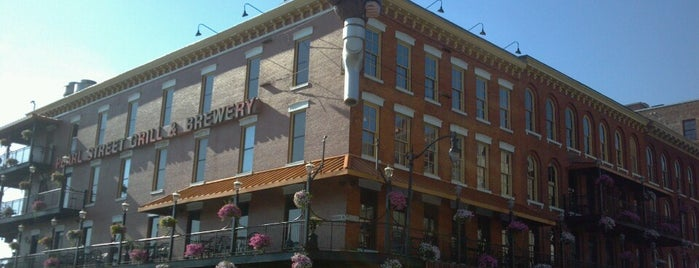 Pearl Street Grill & Brewery is one of The Best of Buffalo, NY.