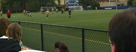Hofstra University - Soccer Field is one of Rachel'in Beğendiği Mekanlar.
