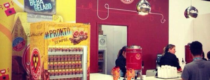 Café 3 Corações | Arena #CPBr7 is one of Orte, die Fabricio gefallen.