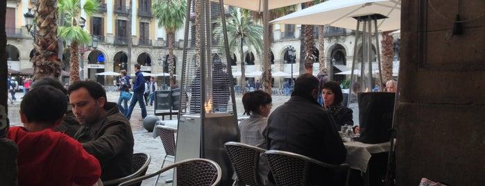 Ambos Mundos is one of Terrazas Barcelona.