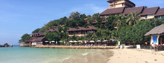 Haad Yao Bay View Resort is one of Lugares favoritos de Olga.