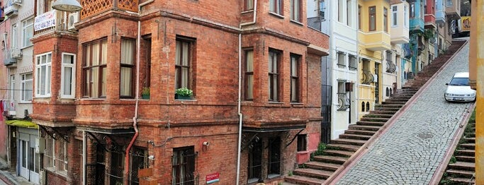 Balat is one of Şehr-i İstanbul.