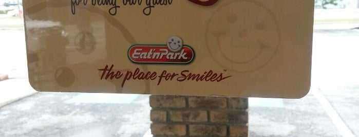 Eat'n Park is one of Places I go.