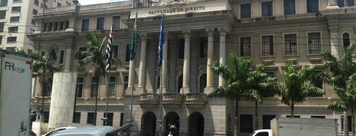 Faculdade de Direito da Universidade de São Paulo (FD/USP) is one of S&P500.