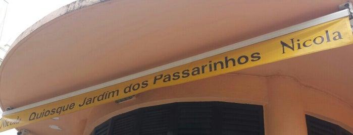 Quiosque Jardim dos Passarinhos is one of Esplanada.