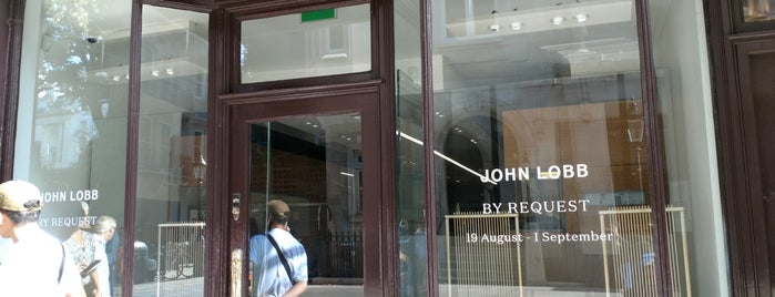 John Lobb is one of London.
