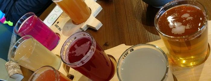 The Kombucha Room is one of Coffee Tea and Sympathy.